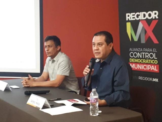Ciudadanía percibe opacidad y exclusión de asuntos públicos: Informe RegidorMX