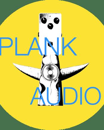 Plank Audio Sticker