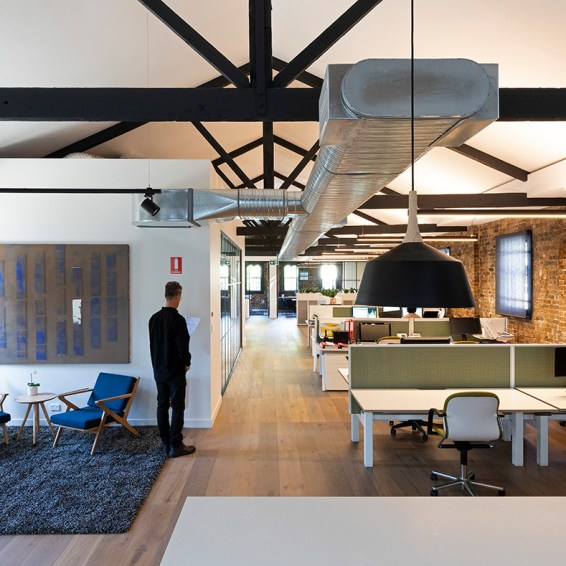 Twynam Agricultural Group: Featuring Dozie from our European Oak collection Office fitout