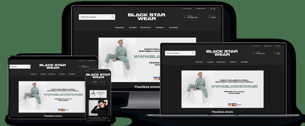 responsive webside design and seo optimisation