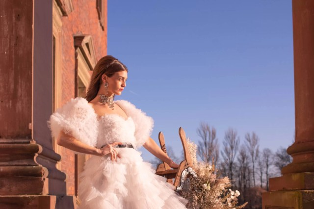 A Conversation with Emma Beaumont, Cheshire Wedding Dress Designer + Introducing The Tabley Collection of Couture Bridal Gowns,