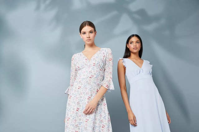 Maids To Measure Dresses for Modern Bridesmaids: The New 'Pretty in Print' Collection