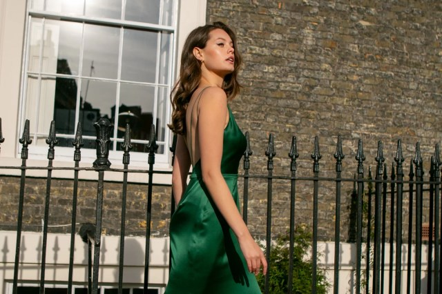 Andrea Hawkes: The Debut Eveningwear Collection