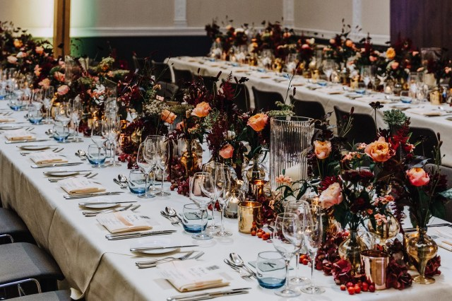 RSA House, Historic London Wedding Venue: A Delicious Wedding Menu, Creative Food Options & a Fantastic Canape Offer