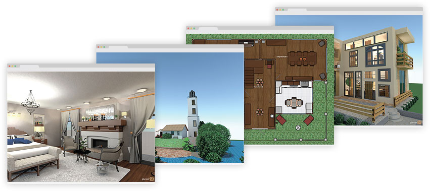 Visualise Your Home Project And Publish On Social Networks Or Our Interior Design Gallery
