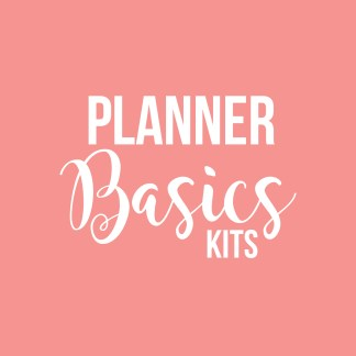 Planner Basics Kits