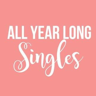 All Year Long - Singles