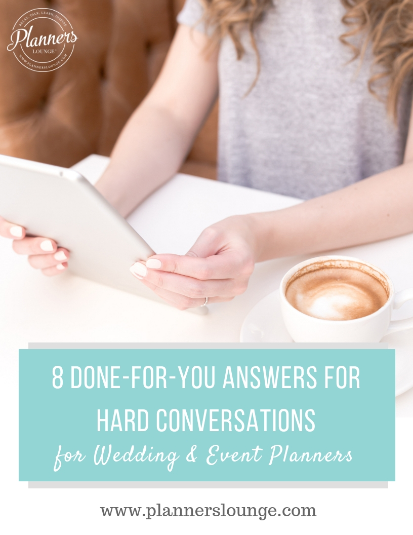 8 Done-For-You Answers for Hard Conversations