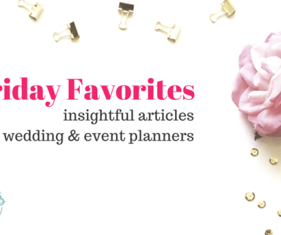 Friday Favorites 2015