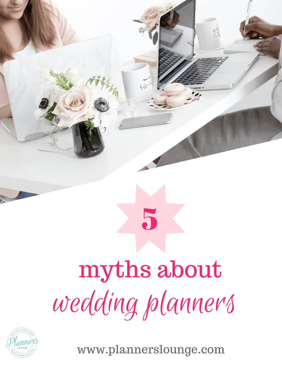 5 Myths About Wedding Planners