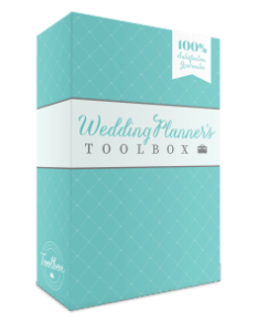 Done-for-you tools and templates for professional wedding planners.