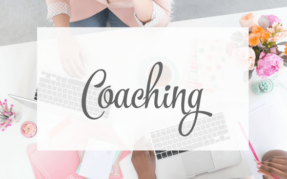 Event Planner Coaching and Mentoring