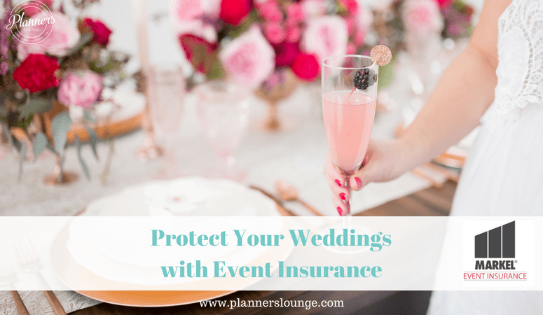 Protect Your Weddings with Event Insurance