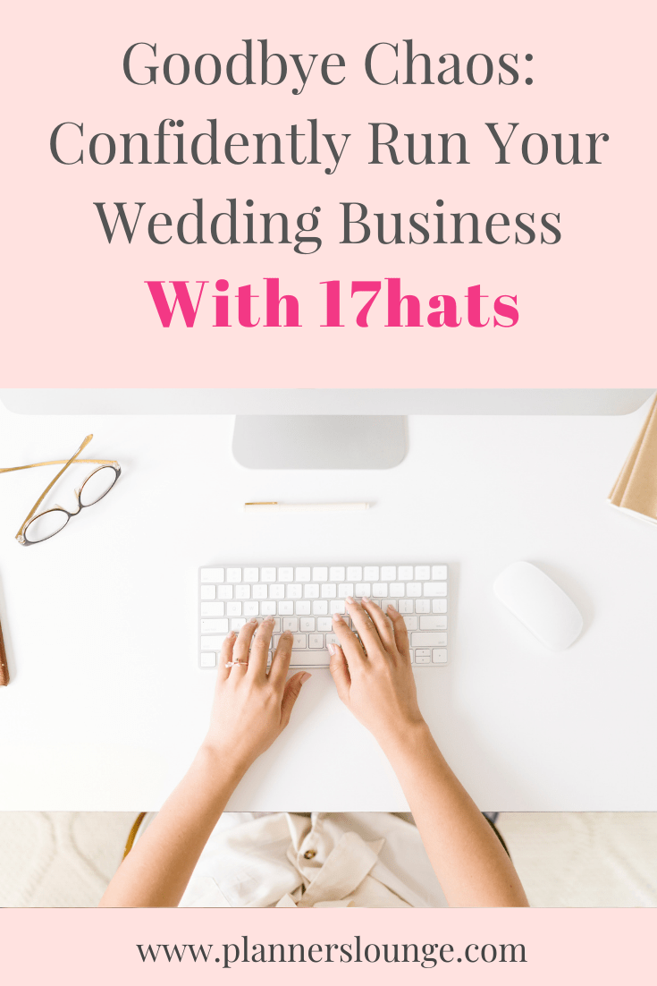 17hats Review: Confidently Run Your Wedding Planning Business