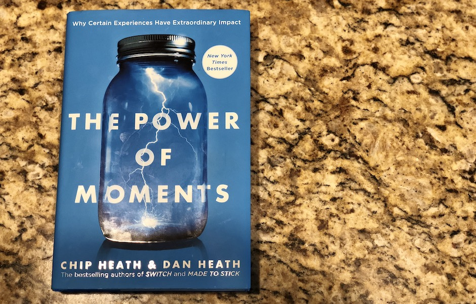 Leveraging the Power of Moments in Event Planning