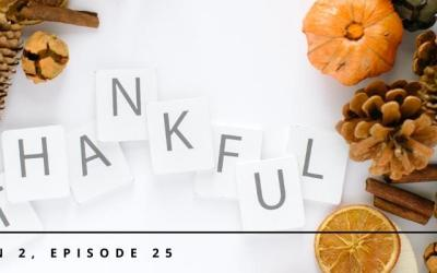 S2E25 – Quick Tips for a Stress-Free Thanksgiving