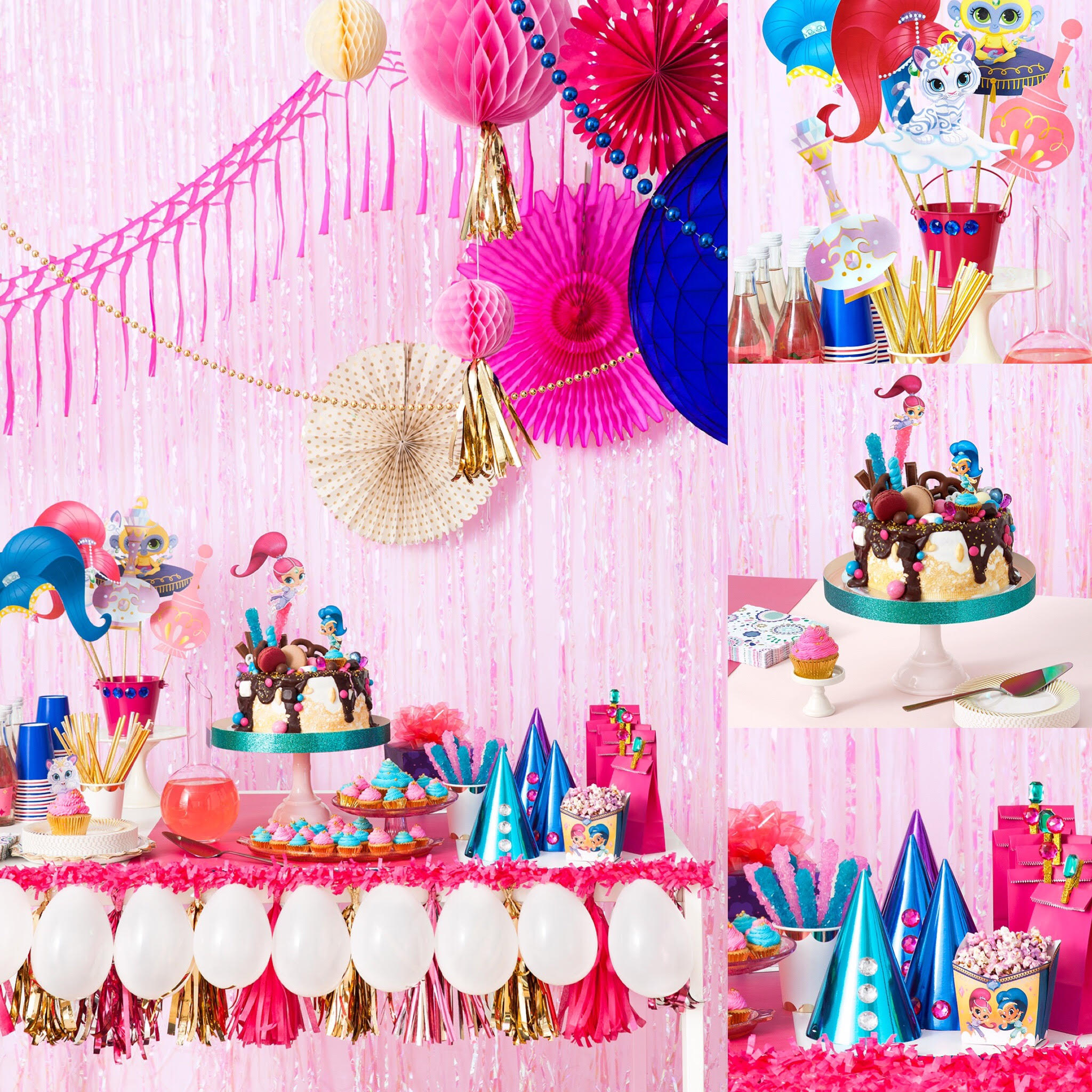 How To Throw A Shimmer And Shine Birthday Party Planning To Succeed