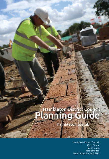 Hambleton District Council Planning Guide