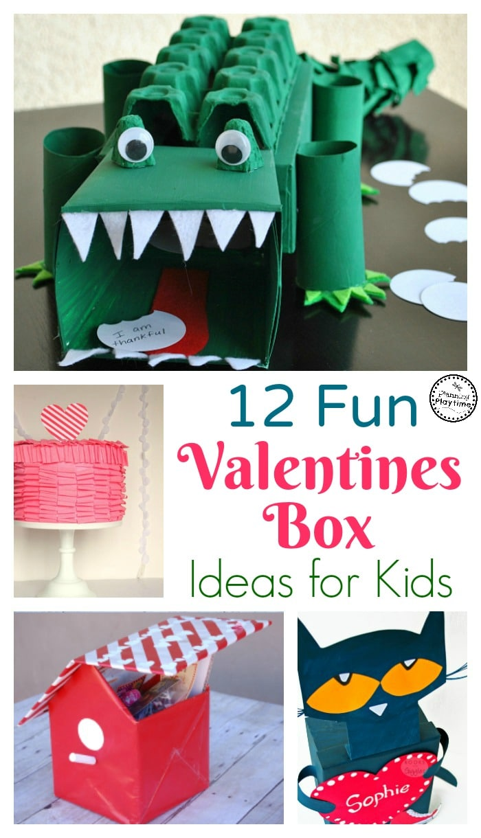 Cute Valentines Day Boxes School