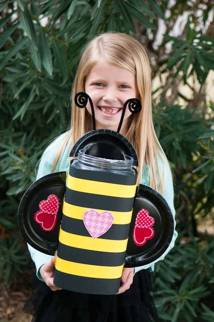 12 Cute Valentines Boxes For Kids Planning Playtime