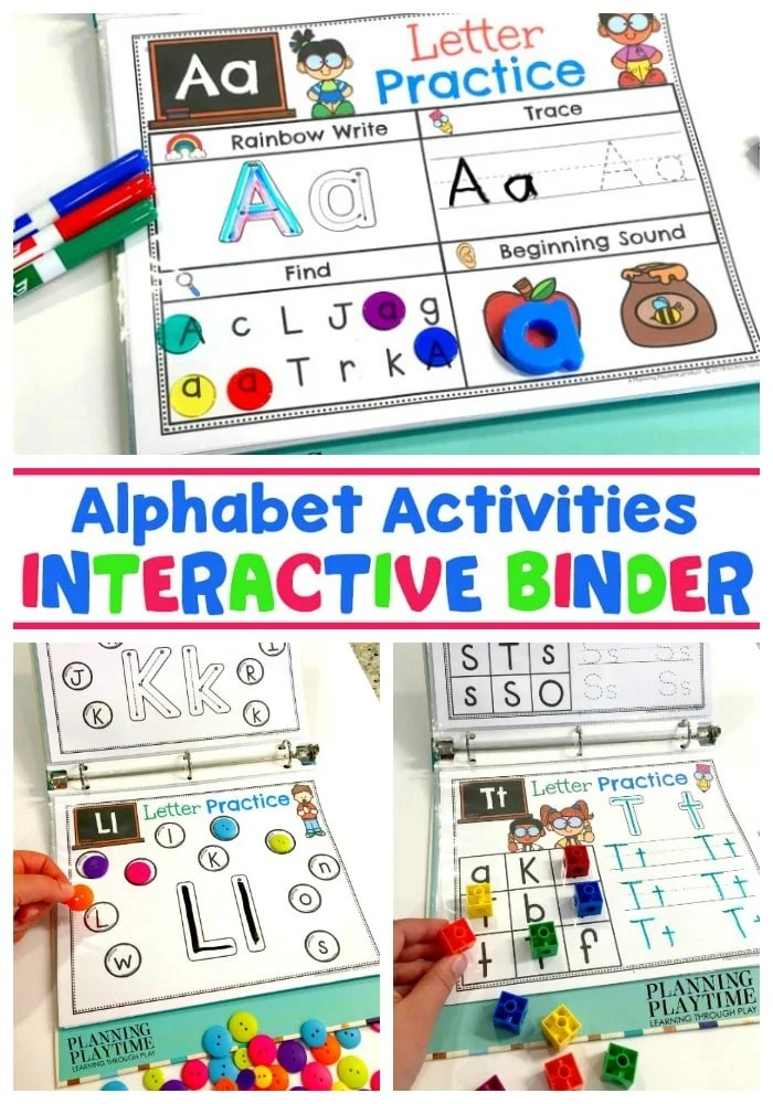 graphic relating to Alphabet Games Printable identify Cost-free Alphabet Printables - Coming up with Playtime