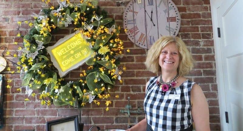 Small Business Pam Hammond