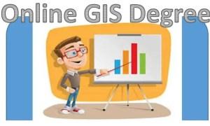 Online GIS degree