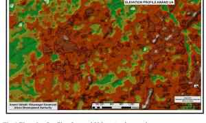 Land suitability Analysis using Remote Sensing and GIS: Case Study- AVKUDA