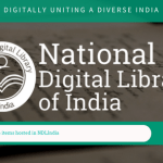 National Digital Library of India by MHRD & IIT Kharagpur