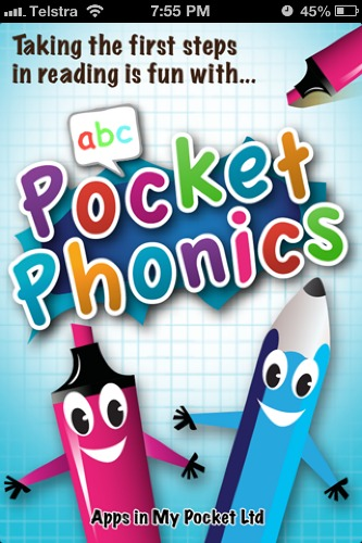 pocket phonics