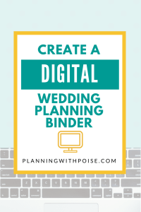 The Wedding Planning Binder Goes Paperless!