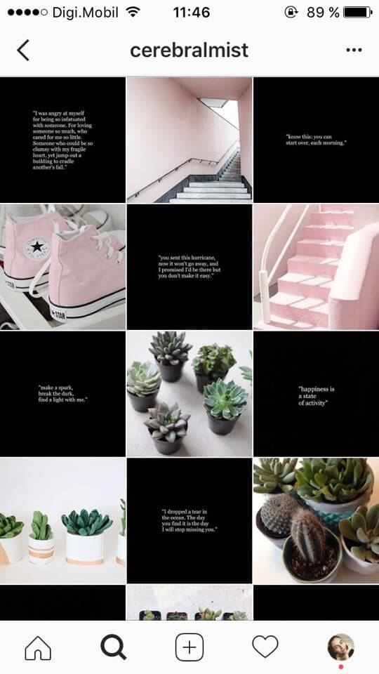 instagram-feed-theme-ideas-checkerboard