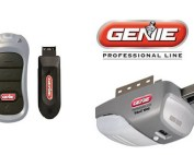 genie garage door opener