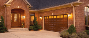 colpay wood composite garage door