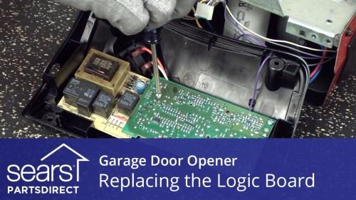 garage door opener circuit breaker