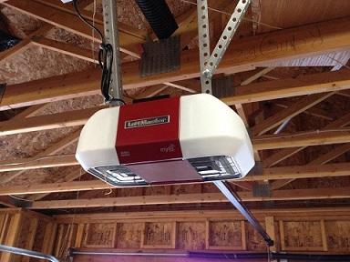 how install garage door opener DIY