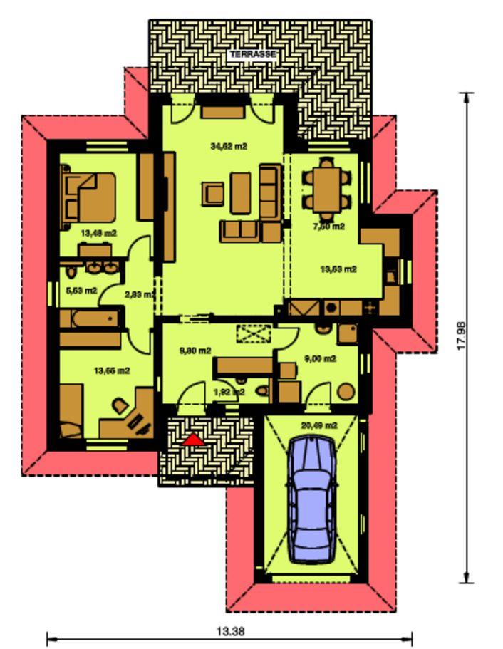Decoracion De Casas Estilo Mexicano