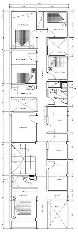 Planos Y Modelos De Casas De 2 Pisos Pdf Planos De Casas