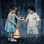 Easy Ways to Teach Kids about Charity