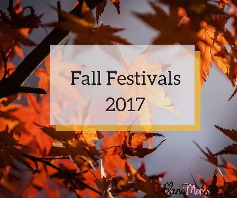 Fall Festivals in Collin County and Dallas