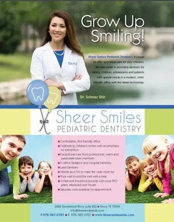 top pediatric dentists recommended by Plano Moms