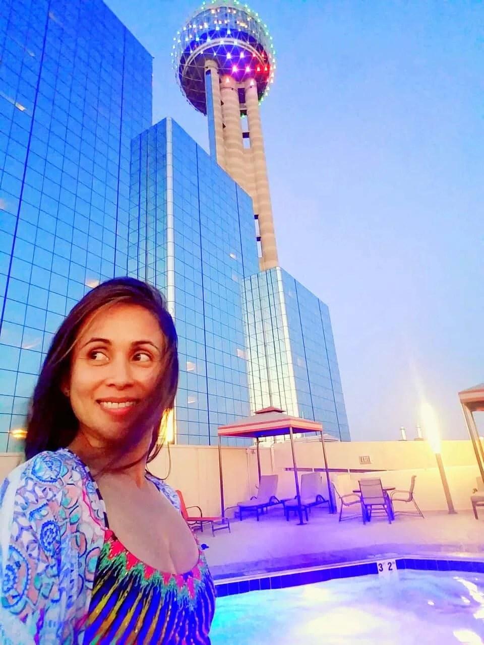 Reunion Tower Dallas