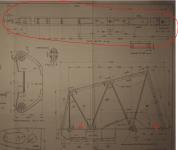 SG38 – Modélisation du longeron du drapeau de dérive