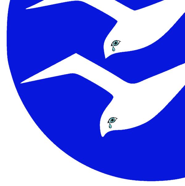 Logo vol à voile pleure - FFVV FFVP Vol en planeur