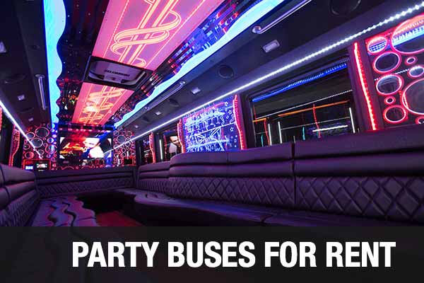 Kids Party Plano Party Buses