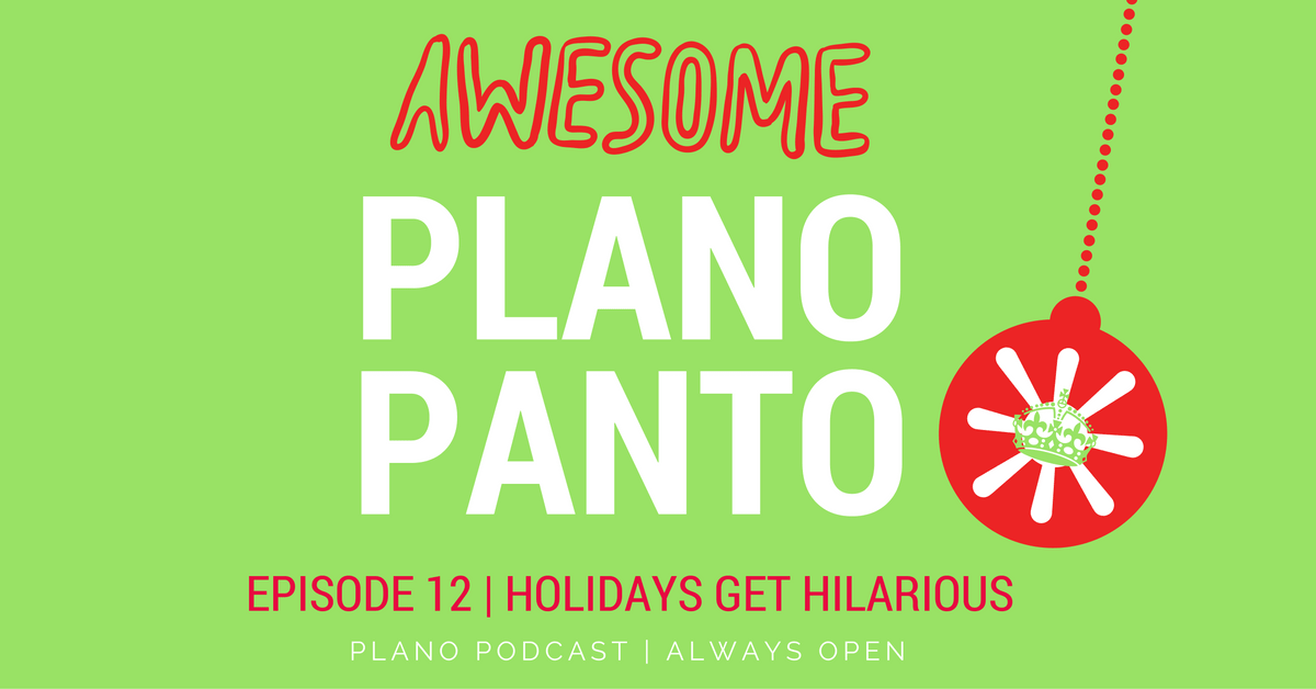 Episode 12: Plano Panto | Holidays Get Hilarious