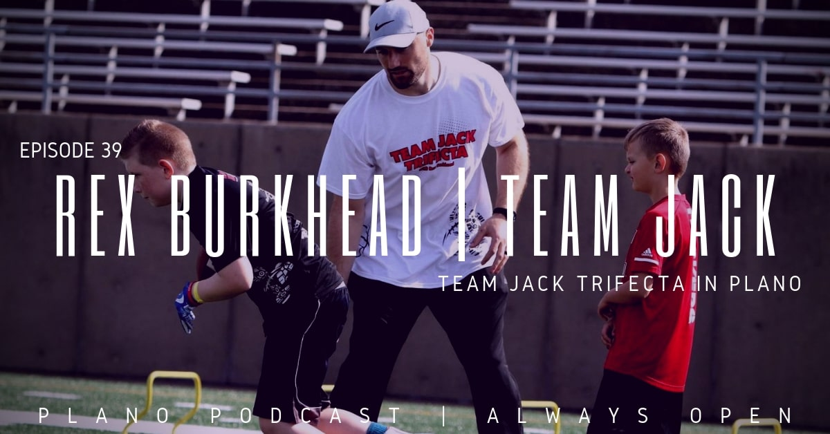 Episode 39: Rex Burkhead | Team Jack