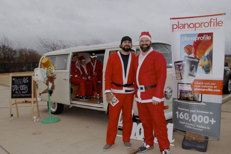 Santa Run Texas Plano Profile