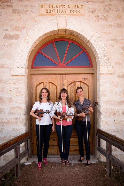 Eisemann Center Richardson, The Quebe Sisters