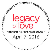 Legacy of Love Benefit & Fashion Show Mercedes Benz Plano